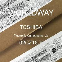 02CZ16-Y - TOSHIBA - CIs de componentes eletrônicos