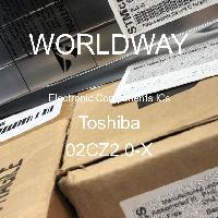 02CZ2.0-X - TOSHIBA - CIs de componentes eletrônicos