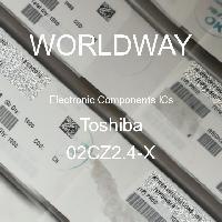 02CZ2.4-X - TOSHIBA - CIs de componentes eletrônicos