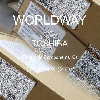 02CZ2.4-X (2.4V) - TOSHIBA - CIs de componentes eletrônicos
