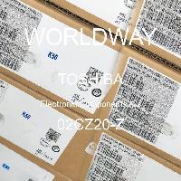02CZ20-Z - TOSHIBA - CIs de componentes eletrônicos
