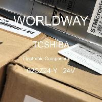 02CZ24-Y   24V - TOSHIBA - CIs de componentes eletrônicos