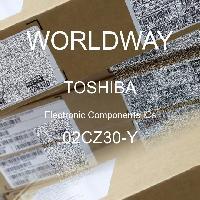 02CZ30-Y - TOSHIBA - CIs de componentes eletrônicos