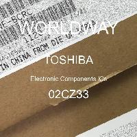 02CZ33 - TOSHIBA - CIs de componentes eletrônicos