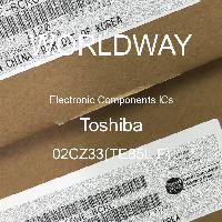 02CZ33(TE85L,F) - TOSHIBA - CIs de componentes eletrônicos