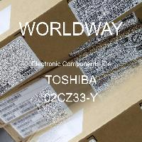 02CZ33-Y - TOSHIBA - CIs de componentes eletrônicos