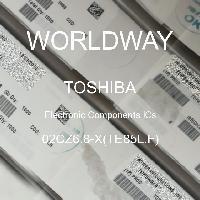 02CZ6.8-X(TE85L.F) - TOSHIBA - CIs de componentes eletrônicos