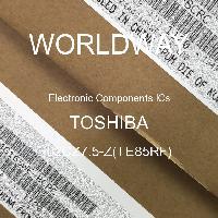 02CZ7.5-Z(TE85RF) - TOSHIBA - CIs de componentes eletrônicos