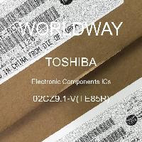 02CZ9.1-V(TE85R) - TOSHIBA - CIs de componentes eletrônicos