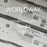 02CZ9.1X - TOSHIBA - CIs de componentes eletrônicos