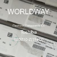 02DZ10-Z(TPH3) - Toshiba - CIs de componentes eletrônicos