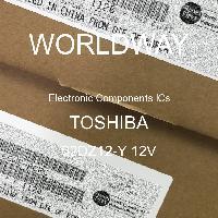 02DZ12-Y 12V - TOSHIBA - CIs de componentes eletrônicos