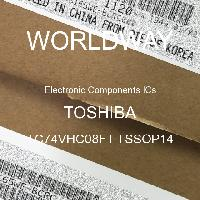 TC74VHC08FT TSSOP14 - TOSHIBA
