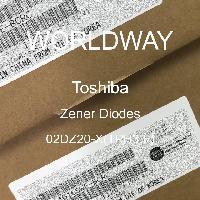 02DZ20-X(TPH3,F) - Toshiba - Zenerdioden