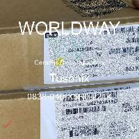0838-040-X5R0-221K - Tusonix - セラミックディスクコンデンサ
