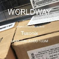 0848-040-X5U0-103M - Tusonix - Condensadores de disco de cerámica