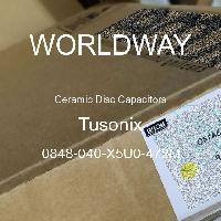 0848-040-X5U0-472M - Tusonix - Keramikscheibenkondensatoren