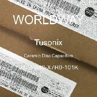 0838-040-X7R0-101K - Tusonix - Kapasitor Cakram Keramik