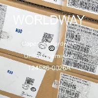 124586-0026A - United Chemi-Con - Kondensator-Hardware