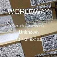 T 1 1/2 15X13.5 - Unknown - Electronic Components ICs