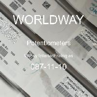 087-11-10 - Vishay Intertechnologies - Potensiometer
