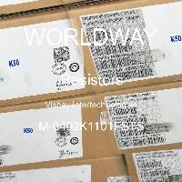 M-0402K1101FSTS - Vishay Intertechnologies - 抵抗器
