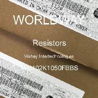 M-0402K1050FBBS - Vishay Intertechnologies - 抵抗器