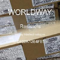 M-0402K1264FBTS - Vishay Intertechnologies - Resistors