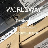 M-0402K2001FST0 - Vishay Intertechnologies - Resistors