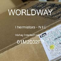01M2002FP - Vishay Intertechnologies - サーミスタ-NTC