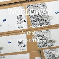 02C2001JF - Vishay Intertechnologies - サーミスタ-NTC