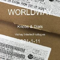021-1-11 - Vishay Intertechnologies - Knobs & Dials