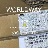 50SQ100GTR - Vishay Intertechnologies - Rectificadores y diodos Schottky