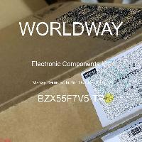 BZX55F7V5-TR - Vishay Semiconductor Diodes Division - 전자 부품 IC