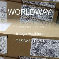 G3SBA80-E3/51 - Vishay Semiconductors - ブリッジ整流器