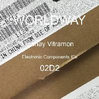 02D2 - Vishay Vitramon - CIs de componentes eletrônicos