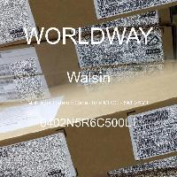 0402N5R6C500LT - Walsin - Tụ gốm nhiều lớp MLCC - SMD / SMT