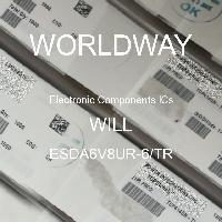 ESDA6V8UR-6/TR - WILL