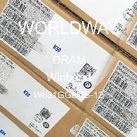 W631GG6MB-12 - Winbond Electronics Corp