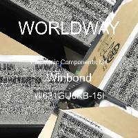 W631GU6KB-15I - Winbond Electronics Corp