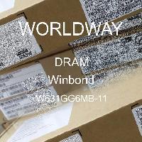 W631GG6MB-11 - Winbond Electronics Corp