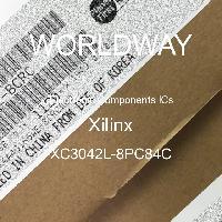 XC3042L-8PC84C - Xilinx Inc.