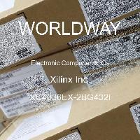 XC4036EX-2BG432I - Xilinx Inc.
