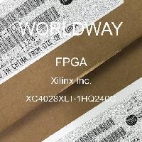 XC4028XLT-1HQ240C - Xilinx Inc.