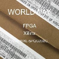 XCS30XL-5PQG208C - Xilinx Inc. - FPGA(Field-Programmable Gate Array)