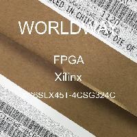 XC6SLX45T-4CSG324C - Xilinx