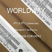 CNU018S-024-0012 - Yamaichi Electronics - FFCおよびFPCコネクタ
