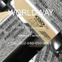 CAU002-040-050-0001 - Yamaichi Electronics - FFCおよびFPCコネクタ